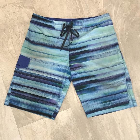 209c6f65ad Prana Swim | Surf Board Shorts Size 34 Great Condition | Poshmark